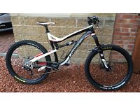 XL Lapierre Zesty AM 27.5 / 650b custom build Rockshox Hope Shimano XT Mavic Renthal