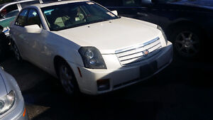 2007 Cadillac CTS LEATHER ALLOYS CERTIFIED ETESTED