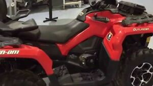 2013 CAN-AM 650 XT - EXCELLENT CONDITION!!!!