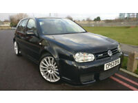 2003 53 Volkswagen Golf 3.2 R32 5 Door +++VERY LOW MILEAGE + FULL HISTORY+++