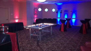 Sean's Outdoor Pool Table Rentals Windsor Region Ontario image 3