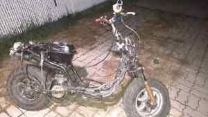 Scooter bws'r 70cc