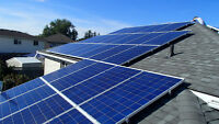 Solar Panel Design, Installation & Sales - Earn Monthly Income!