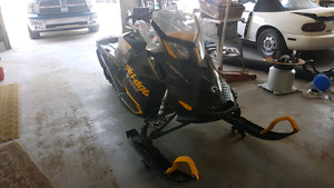 2013 Skidoo Backcountry 600 E-Tec