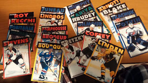 3 -Sets of Hockey Cards  --- GREAT EXPECTATIONS