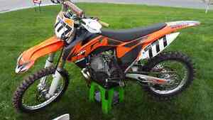 2013 ktm 250 sx with 300 big bore sx