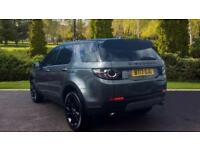 2017 Land Rover Discovery Sport 2.0 TD4 180 HSE Black 5dr 7sea Automatic Diesel