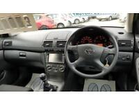 2007 TOYOTA AVENSIS D 4d T3s 2.2