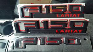 2015/17 - FORD F150   XLT & LARIAT BADGES - $100 Cambridge Kitchener Area image 2