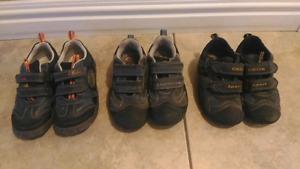 Boys shoes - 3 pairs
