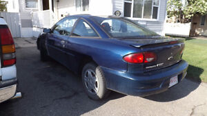 2001 Chevrolet Cavalier Coupe (2 door)