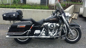 2000 Harley Roadking carborated