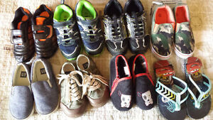 Boy shoes size 8-10