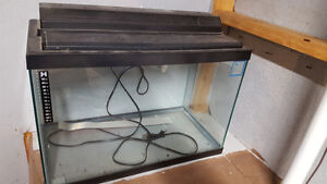 Complet 20 gallon aquarium kit