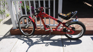 Chopper bike $120 firm