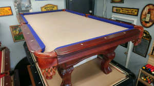 New & Used Pool Tables, Delivery & Install Included