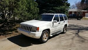 1996 Jeep Grand Cherokee LTD Edition