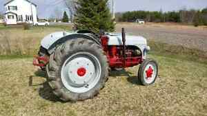 2 - 1940s Ford Tractors