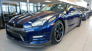 2013 Nissan GT-R Black Edition Coupe ......NO CREDIT REFUSED