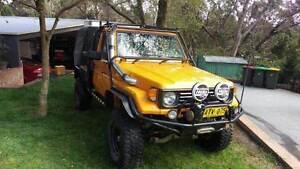 1986 Toyota LandCruiser competion 4x4 Katoomba Blue Mountains Preview