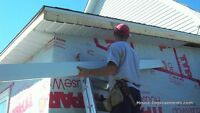 New Or Repair /Cladding/Fascia/Soffit Siding/Gutters/Insured