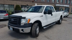 2012 Ford F-150 king cab 4x4 3.5 Litre eco boost, boite 8 pieds