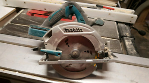 36 volt makita circular saw