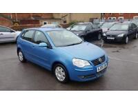 Volkswagen Polo 1.2 ( 55PS ) 2005 Low Mileage,HPI Clear,New Mot
