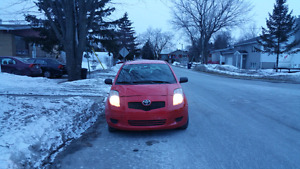 Toyota Yaris 2006, automatique, 177.000 km,