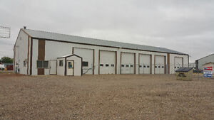 6250 Sq. Ft. Shop for Immediate Sale or Rent