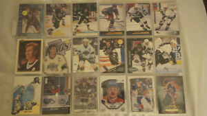 Gretzky cards I Kitchener / Waterloo Kitchener Area image 4