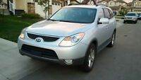 2008 Hyundai Veracruz Limited, Leather, Sunroof