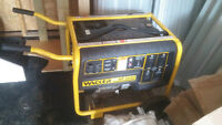 Generator gas Wacker 5600 heavy duty