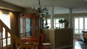 Beautiful end unit  townhome for rent