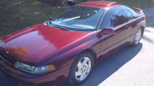 1995 Subaru SVX LSi Model, leather interior Coupe (2 door)