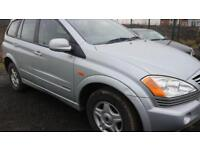 2006 56 SSANGYONG KYRON 2.0 S 4WD 5D 140 BHP DIESEL