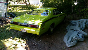 1972 Plymouth Duster Coupe (2 door)