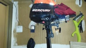 mercury 2.5 HP outboard