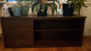 TV table / Shelving unit / Book case ****FREE THIS WEEKEND***