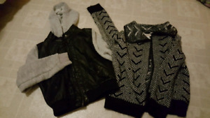 Youth Girls 8 Sweaters