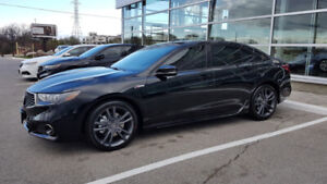 2018 Acura TLX A-SPEC Sedan TECH Package ($482 + tax - monthly)