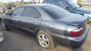 2003 Acura TL Sedan Selling at LOW PRICE $800 AS IS!