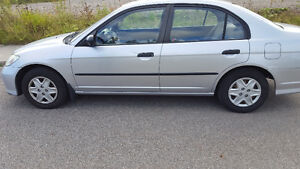 2005 Honda Civic ''BAS Kilomètrage''