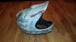 Full face Troy Lee Designs - Casque