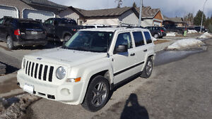 2007 Jeep Patriot Trail Rated 4x4 SUV, Crossover