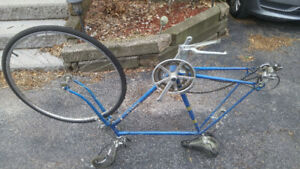 Bike Frame, Front Wheel, Gears, Derailleurs - Classic Norco 10