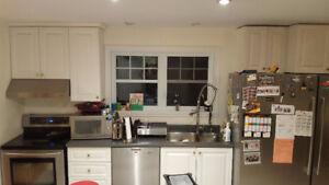 Armoire et ilot complet de cuisine  kitchen cabinet and island