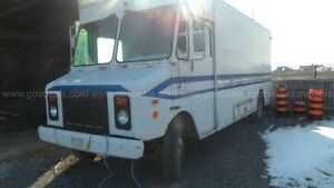 Grumman Diesel All Aluminum perfect for Food Truck or Ice Cream