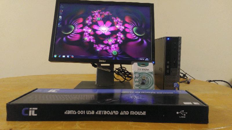 Fast SSD Dell Optiplex Business 780 USSF Desktop PC Computer | in Alum  Rock, West Midlands | Gumtree