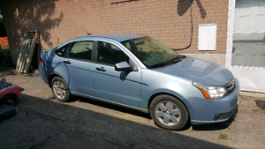 2008 ford focus 1800obo